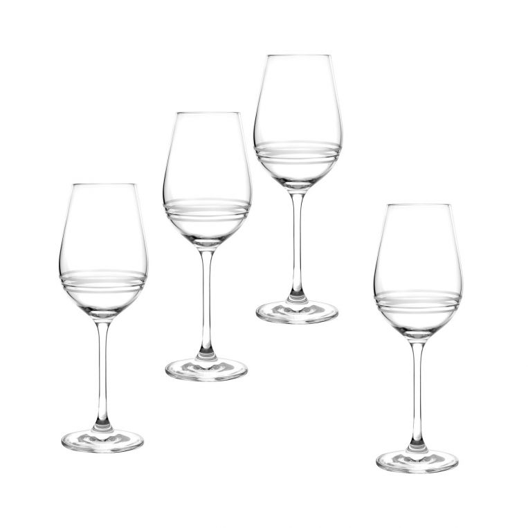 Portmeirion Altair Red Wine Glasses Set