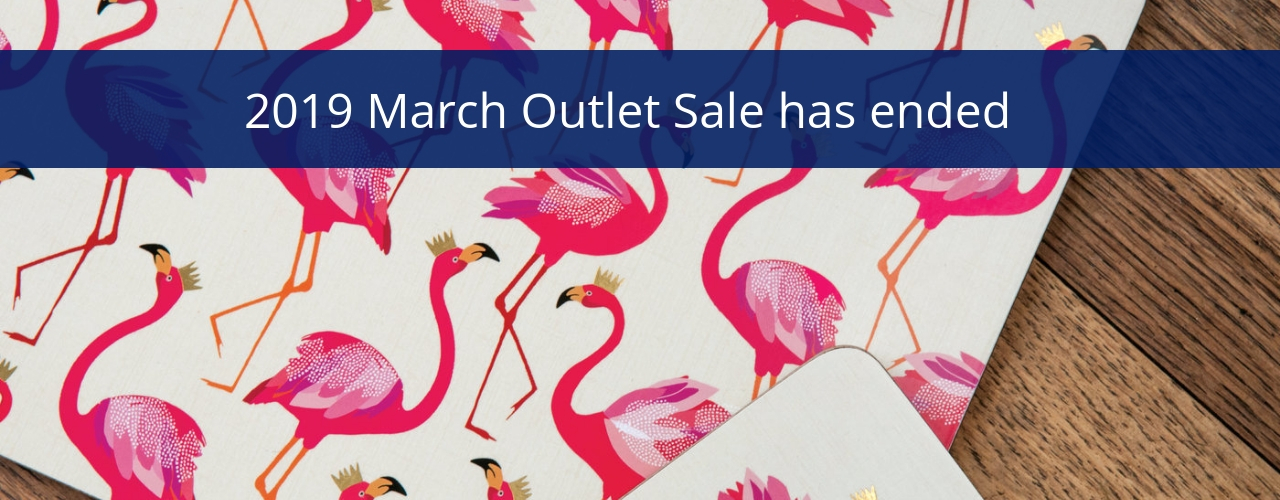 Pimpernel 2019 March outlet Sale Has Ended