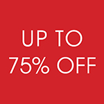 Clearance Lines Up To 75% Off